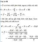 Bài 6 trang 189 SGK Vật lí 11