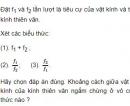 Bài 6 trang 216 SGK Vật lí 11