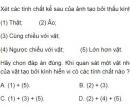 Bài 8 trang 212 SGK Vật lí 11