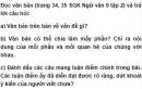 Soạn bài Nghị luận về một vấn đề tư tưởng, đạo lí trang 34 SGK Văn 9
