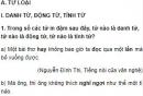 Soạn bài Tổng kết về ngữ pháp trang 130 SGK Văn 9