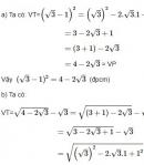 Bài 10 trang 11 SGK Toán 9 tập 1