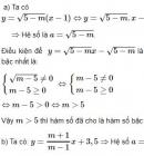 Bài 13 trang 48 SGK Toán 9 tập 1