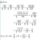 Bài 20 trang 15 SGK Toán 9 tập 1