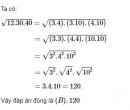 Bài 21 trang 15 sgk Toán 9 - tập 1