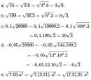 Bài 43 trang 27 SGK Toán 9 tập 1
