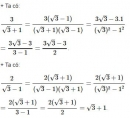 Bài 51 trang 30 sgk Toán 9 - tập 1