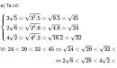 Bài 56 trang 30 sgk Toán 9 - tập 1
