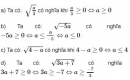 Bài 6 trang 10 sgk Toán 9 - tập 1