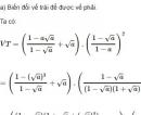 Bài 64 trang 33 SGK Toán 9 tập 1