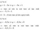 Bài 8 trang 48 sgk Toán 9 tập 1
