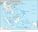 Vẽ lược đồ Đông Nam Á và điền tên thủ đô của từng nước trong khu vực này