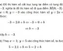 Bài 23 trang 55 SGK Toán 9 tập 1