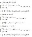 Bài 1 trang 7 SGK Toán 9 tập 2