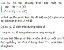 Bài 11 trang 12 SGK Toán 9 tập 2