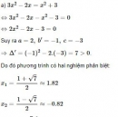 Bài 18 trang 49 sgk Toán 9 tập 2
