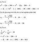 Bài 21 trang 49 sgk Toán 9 tập 2
