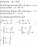 Bài 26 trang 19 sgk Toán 9 tập 2