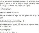 Bài 30 trang 22 SGK Toán 9 tập 2
