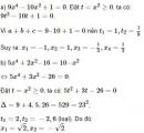 Bài 37 trang 56 SGK Toán 9 tập 2