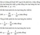 Bài 39 trang 25 SGK Toán 9 tập 2