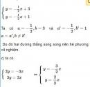 Bài 4 trang 11 SGK Toán 9 tập 2