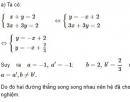 Bài 9 trang 12 SGK Toán 9 tập 2