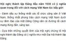 Hội nghị thành lập Đảng đầu năm 1930 có ý nghĩa quan trọng như thế nào đối với cách mạng Việt Nam lúc bấy giờ?