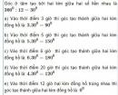 Bài 1 trang 68 sgk Toán lớp 9 Tập 2