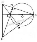 Bài 19 trang 75 SGK Toán 9 tập 2