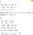 Bài 57 trang 63 SGK Toán 9 tập 2