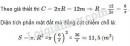 Bài 78 trang 98 SGK Toán 9 tập 2