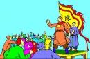 Quân Mông Cổ xâm lược Đại Việt nhằm mục đích gì?