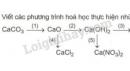 Bài 1 trang 30 SGK Hóa học 9