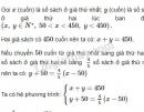 Bài 11 trang 133 SGK Toán 9 tập 2