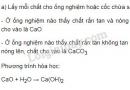 Bài 2 trang 9 sgk hóa học 9