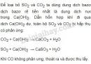 Bài 3 trang 21 SGK Hóa học 9