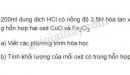 Bài 3 trang 9 sgk hóa học 9