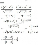 Bài 3 trang 132 SGK Toán 9 tập 2