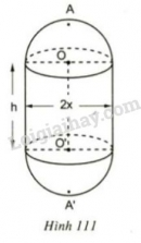 Bài 36 trang 126 - Sách giáo khoa toán 9 tập 2