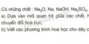 Bài 4 trang 41 SGK Hóa học 9