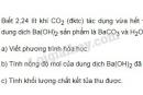Bài 4 trang 9 sgk hóa học 9