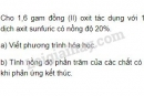 Bài 6 trang 6 SGK Hóa học 9