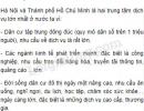 Bài 3 trang 50 sgk địa lí 9