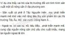 Bài 3 trang 27 sgk địa lí 9