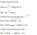 Bài 1 trang 51 sgk hoá học 9
