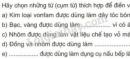 Bài 2 trang 48 SGK Hoá học 9