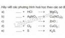 Bài 2 trang 51 SGK Hoá học 9