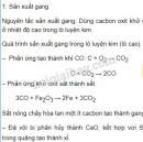 Bài 2 trang 63 sgk hoá học 9