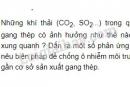 Bài 4 trang 63 sgk hoá học 9